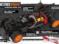 HPI Racing Micro RS4 Subaru WRX STI RTRs