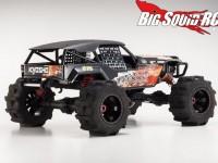 Kyosho FO-XX 4WD Mud Racer