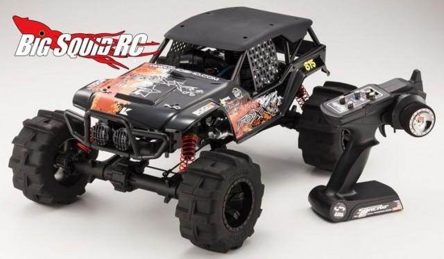 Kyosho FO-XX 1/8 4WD