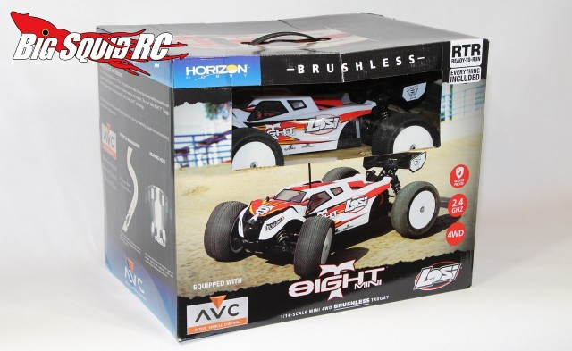 Unboxing Losi Mini 8IGHT-T Truggy