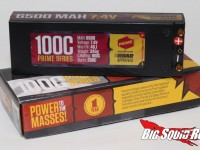 Racers Edge LiPo Battery Review