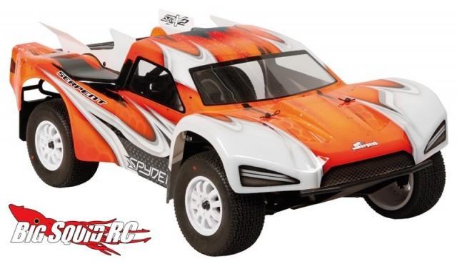 Serpent Spyder SRX-2 RM SCT