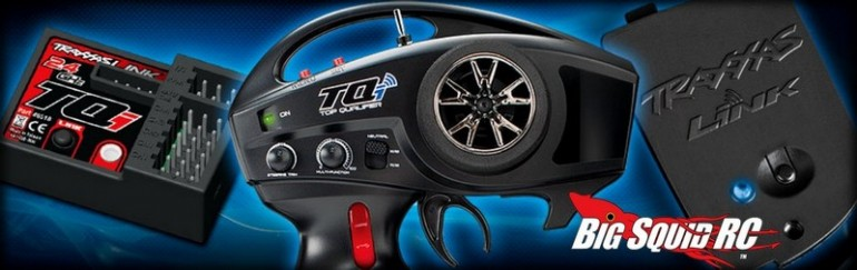 Traxxas TQi Wireless Link Model Bluetooth GPS