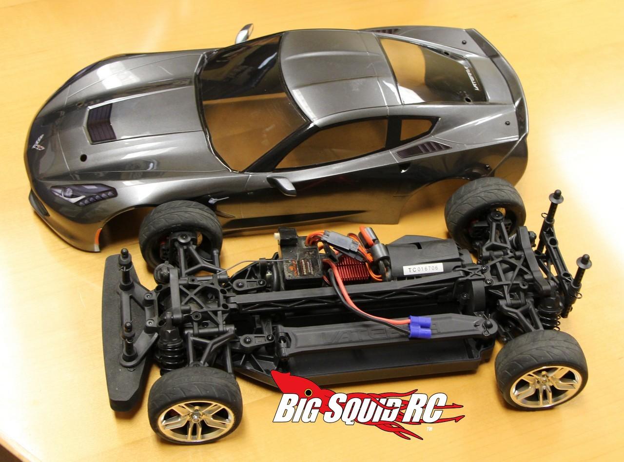 Hands On The New Vaterra 2014 Chevrolet Corvette Stingray