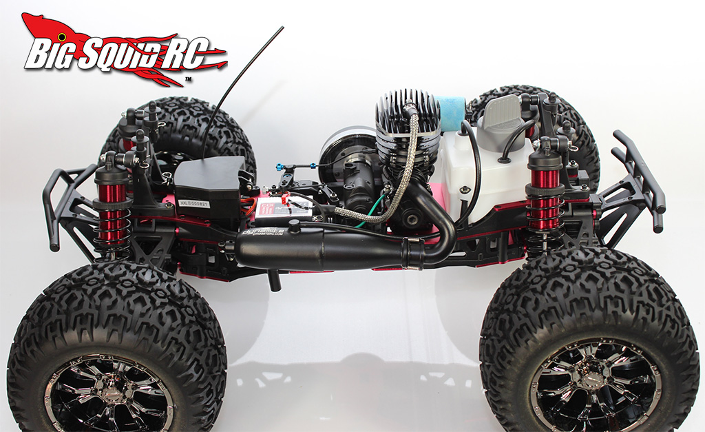 Unboxing Losi Lst Xxl 2 1 8th Scale Gas Monster Truck