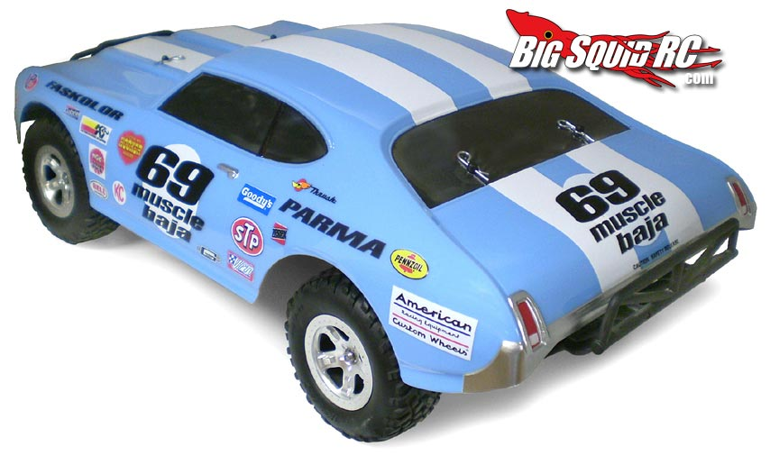 Monster Truck Rc Cars >> Parma 69 Muscle Baja Short Course Body « Big Squid RC – RC Car and Truck News, Reviews, Videos ...