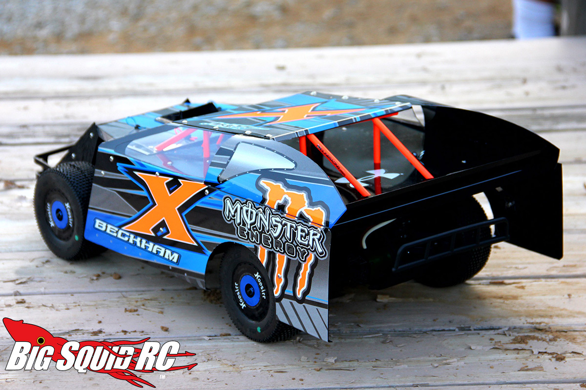 Pro Line Pro Dirt Oval Modified Part Big Squid Rc News