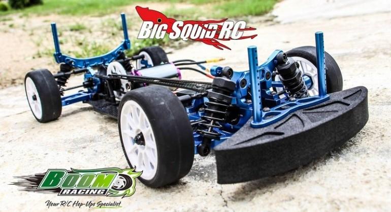 Yokomo BD7 Boom Racing Upgrades