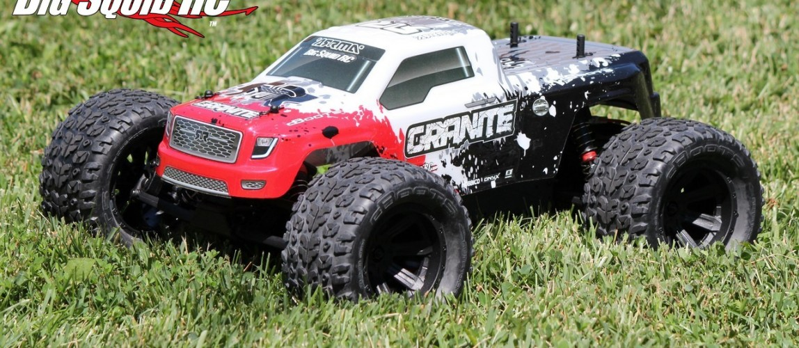 ARRMA Mega Granite Review