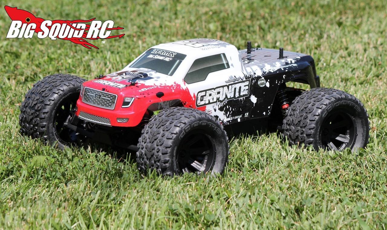 Arrma Granite Mega Monster Truck Review 171 Big Squid Rc