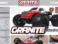 ARRMA RC Website