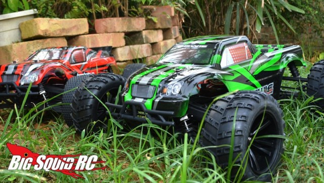 Himoto Bowie Monster Truck