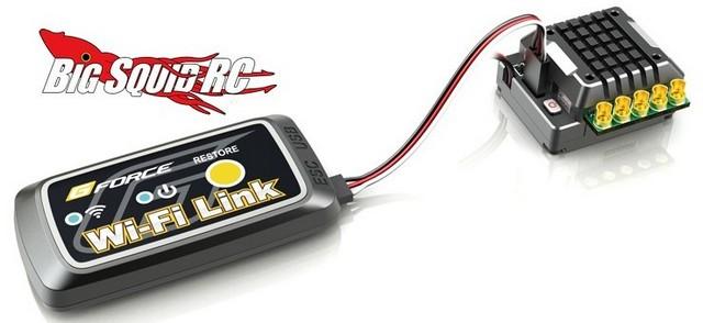 GForce ESC Wi-Fi Link