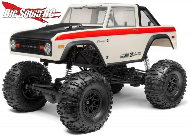 HPI Crawler King 1973 Ford Bronco