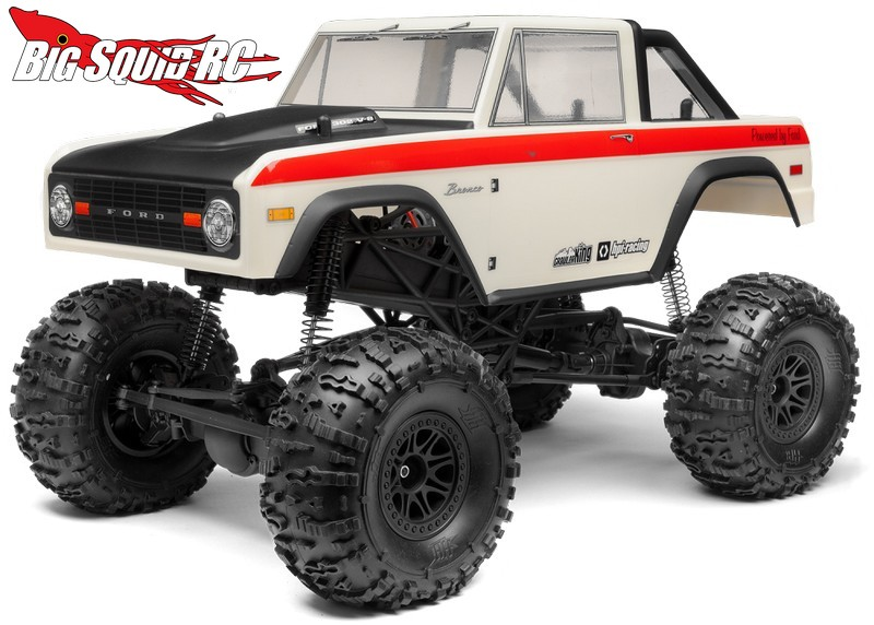New Ford Bronco Release Date >> New Pictures – HPI Crawler King 1973 Ford Bronco « Big Squid RC – RC Car and Truck News, Reviews ...