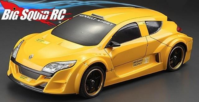 Matrixline RC Renault Body