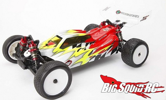 PR Racing SB401 4wd Off Road Buggy