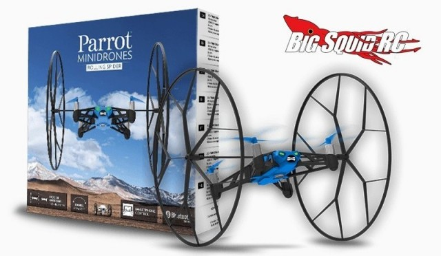 Parrot Rolling Spider Horizon Hobby