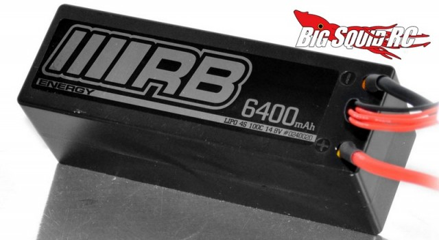 RB Energy LiPo Battery