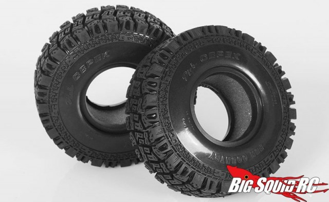 """RC4WD Dick Cepek Fun Country 1.55"""" Scale Tires"""