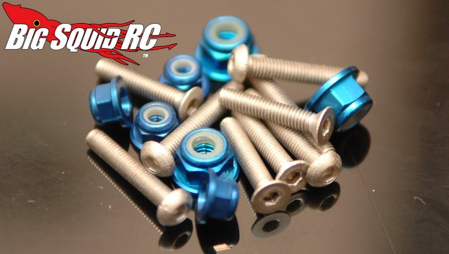 STRC Screws Nuts Associated B5