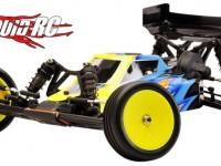 Team C TC02C Evo Buggy