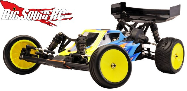 Team C TC02C Evo Buggy