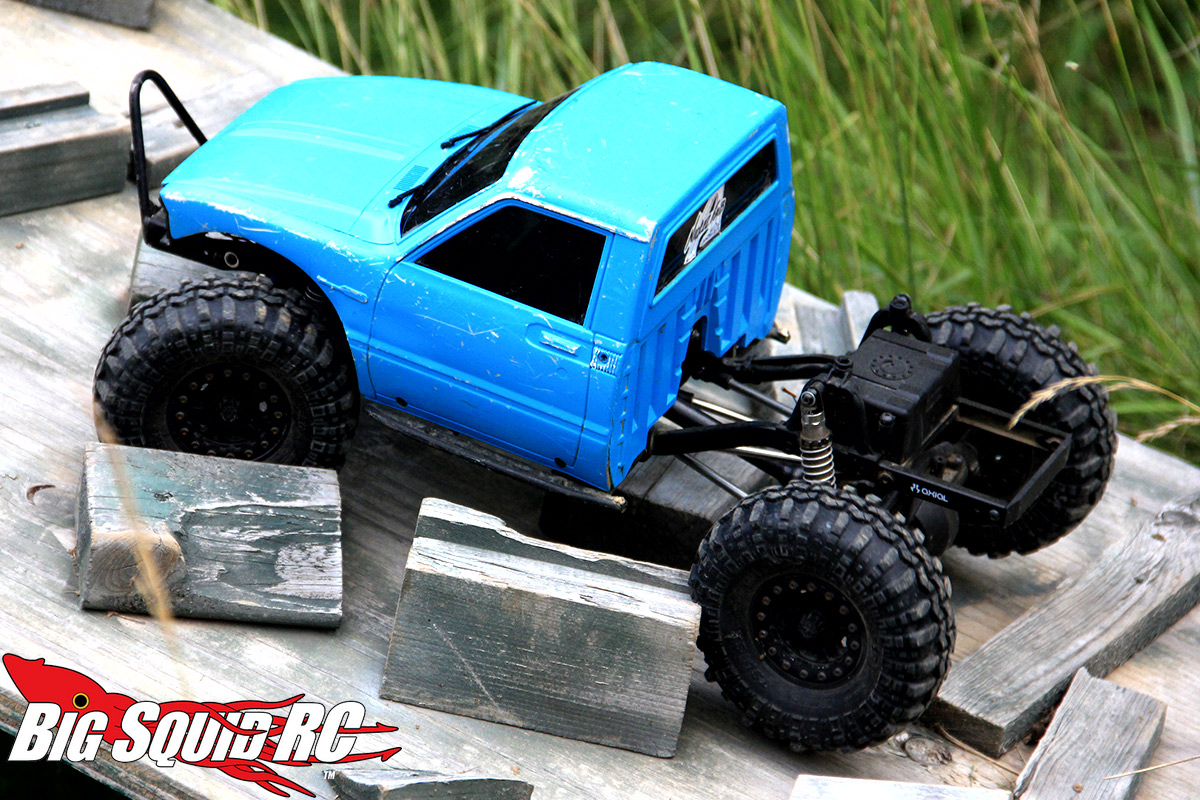 Axial R C : Everybody s scalin for the weekend gate crashers « big