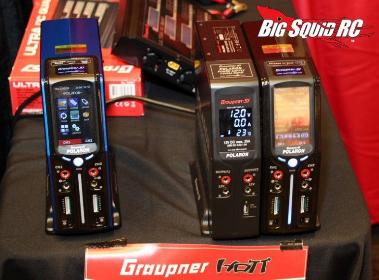 Graupner Battery Chargers
