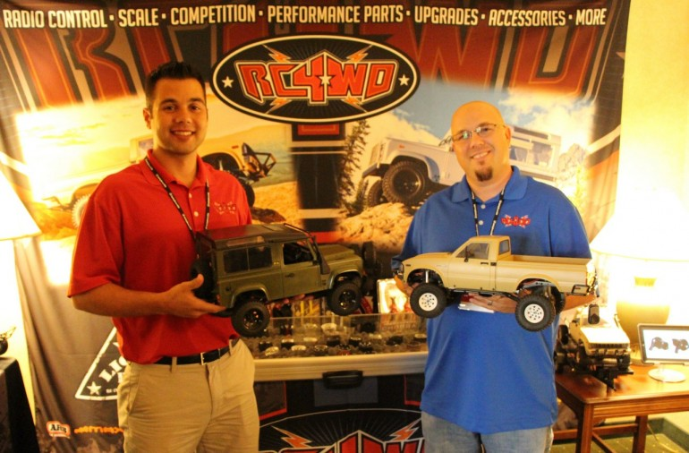 RC4WD HobbyTown USA
