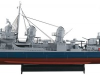 AquaCraft Fletcher Class Destroyer