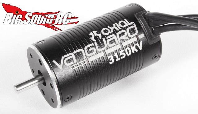 Axial 3150kV Brushless Motor