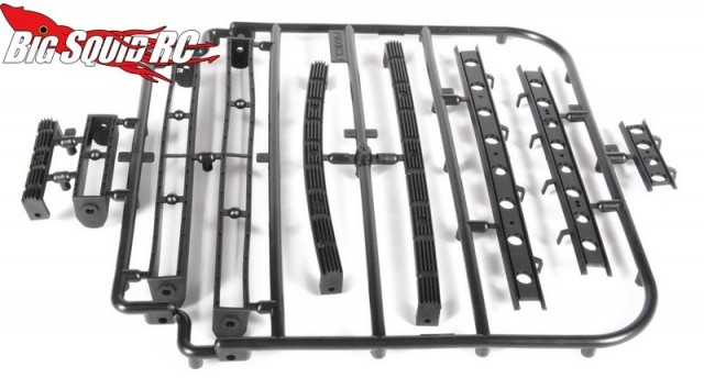 Axial Rigid Light Bar Set