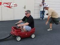 Axial Wagon Ride