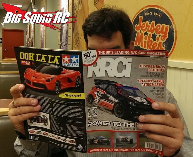 Cubby RRCi Magazine