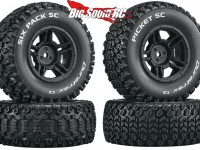 Duratrax Short Course Tires