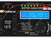 GForce Motor Analyzer