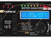GForce Motor Analyzer