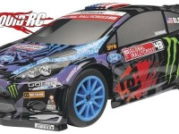 HPI Racing 1/8 Ken Block WR8 3.0 Ford Fiesta