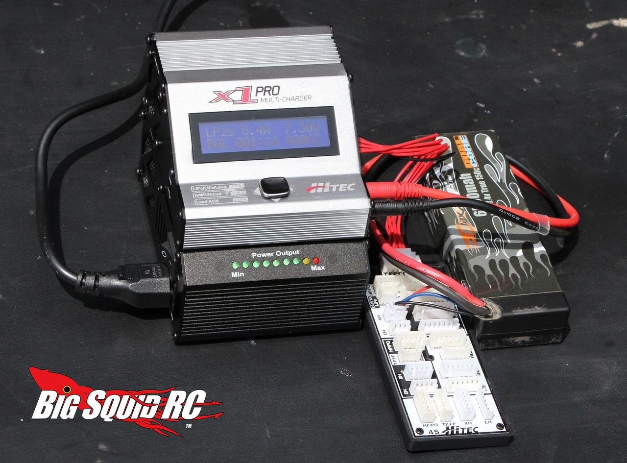 Review Hitec X1 Pro Battery Charger Big Squid Rc Rc Car And Truck News Reviews Videos And More