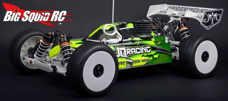 Jq Racing Thecar Limited White Edition Buggy 171 Big Squid
