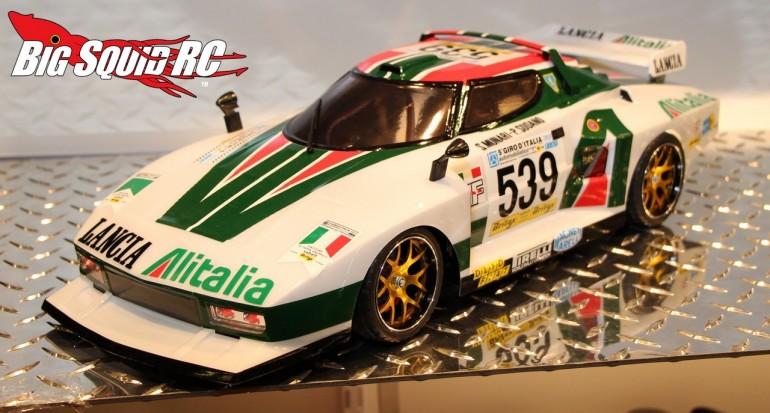 Killerbody RC Lancia Stratos 1977 Giro d'Italia