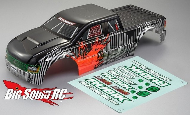 Killerbody RC Rubik Monster Truck Body
