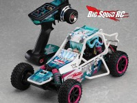 Kyosho Goodsmile Sandmaster Racing Miku 2014 Version
