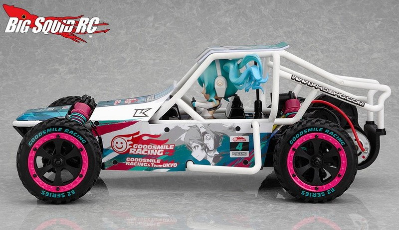 Kyosho Good Smile Sandmaster Racing Miku 2014 Version