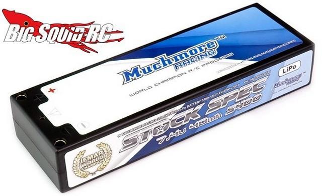 Muchmore Lipo battery