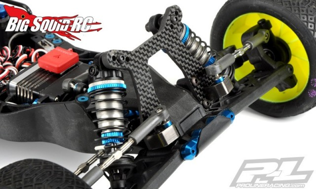 Pro-Line Carbon Fiber Shock Tower Associated B5 B5M