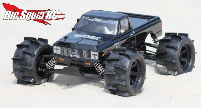 ECX 4WD Sand Circuit Pro-Line