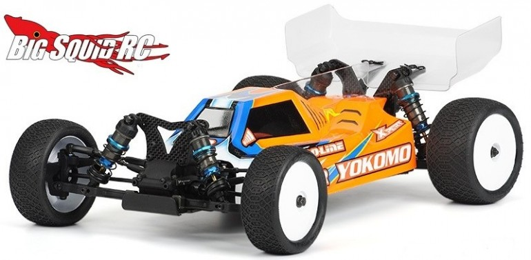Pro-Line Yokomo Body