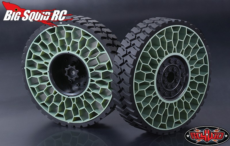 Rc4wd Arsenal 5 25 Mil Concept Wheel Amp Tire Combo 171 Big